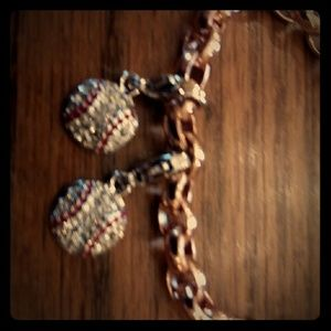 Origami owl bracelet